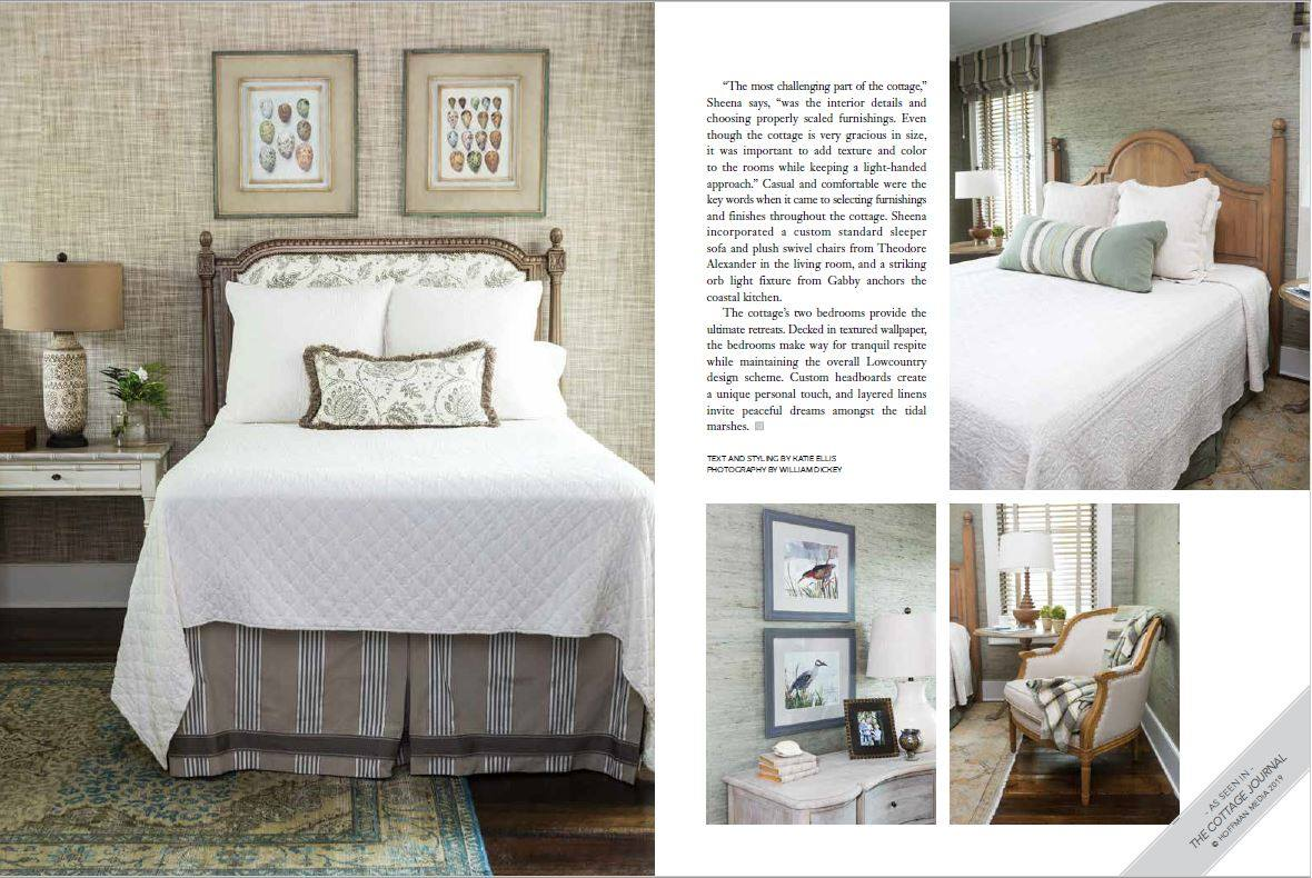 SF Jenkins Interiors Press The Cottage Journal