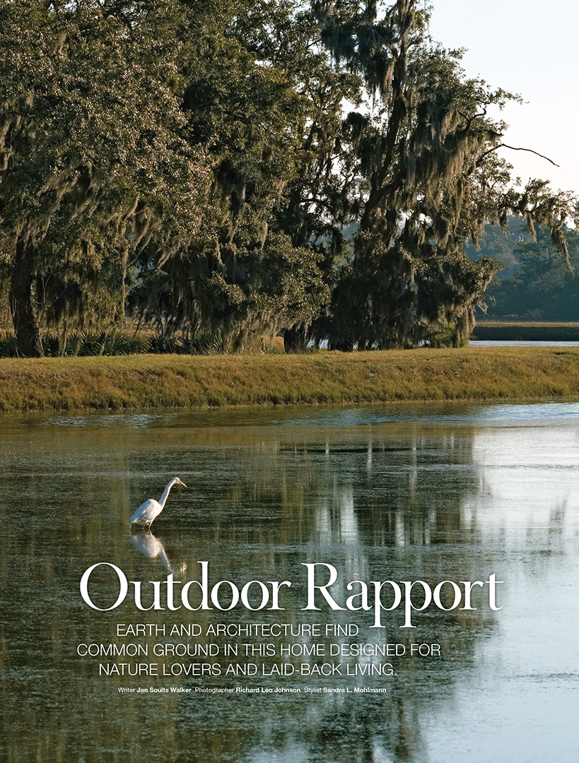 SF Jenkins Interiors Press Outdoor Rapport Cover