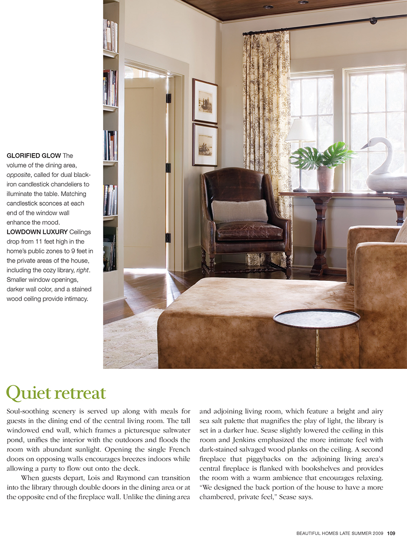 SF Jenkins Interiors Press Outdoor Rapport Pg 7