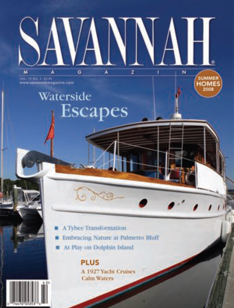 SF-Jenkins-Interiors-Press-Savannah-Magazine-Waterside-Escapes-Cover