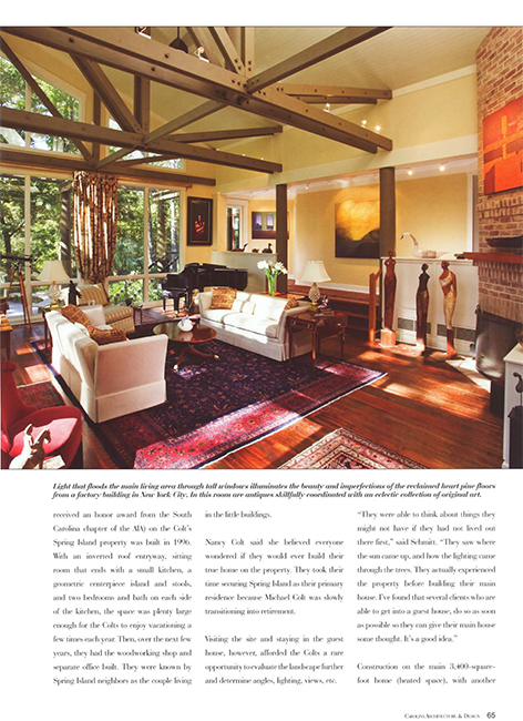 Sheena F Jenkins | SFJ Interiors | Press