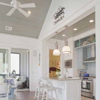 Palmetto Bluff Cottage Interior Design by SF Jenkins Interiors, Inc. | Sheena F. Jenkins